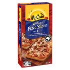 Meatlovers Pizza Slices 600g