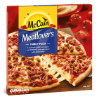 Meatlovers Family Pizza 500g