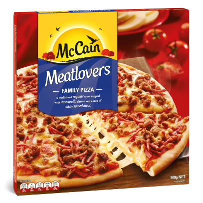 Meatlovers Family Pizza
