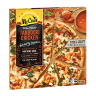 Ultra Thin Tandoori Chicken Pizza 320g