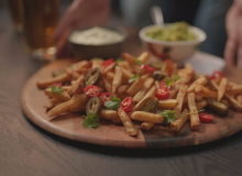 Mexican Pub Style Fries