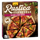 Rustica Salami & Four Cheese
