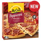 Pepperoni Family Pizza 500g